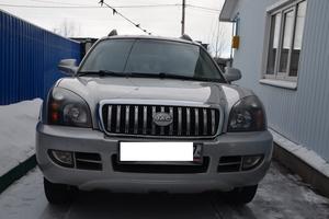 Автомобиль JAC Rein, отличное состояние, 2007 года выпуска, цена 380 000 руб., Орел