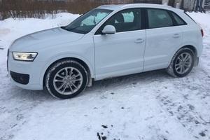 Подержанный автомобиль Audi Q3, отличное состояние, 2012 года выпуска, цена 1 300 000 руб., пгт. Нахабино