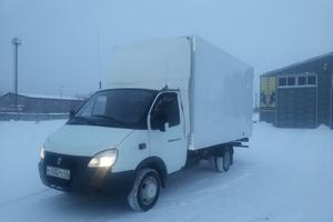 Подержанный автомобиль ГАЗ Газель, хорошее состояние, 2013 года выпуска, цена 630 000 руб., Сургут