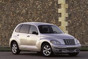 Автомобиль Chrysler PT Cruiser, хорошее состояние, 2003 года выпуска, цена 250 000 руб., Московская область