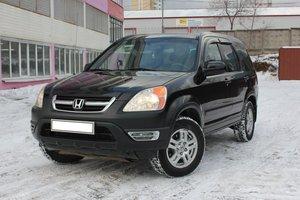 Подержанный автомобиль Honda CR-V, хорошее состояние, 2003 года выпуска, цена 490 000 руб., Ногинск