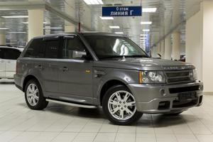 Авто Land Rover Range Rover Sport, 2008 года выпуска, цена 799 999 руб., Москва
