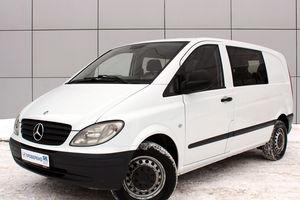Авто Mercedes-Benz Vito, 2008 года выпуска, цена 797 300 руб., Москва