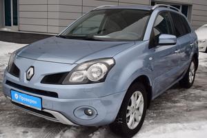 Авто Renault Koleos, 2008 года выпуска, цена 431 000 руб., Москва