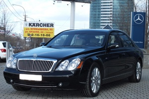 Авто Maybach 57, 2006 года выпуска, цена 5 200 000 руб., Екатеринбург