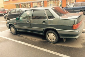 Автомобиль ВАЗ (Lada) 2115, хорошее состояние, 2006 года выпуска, цена 150 000 руб., Дубна