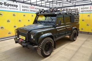 Авто Land Rover Defender, 2012 года выпуска, цена 1 899 000 руб., Самара
