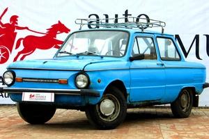 Авто ЗАЗ 968, 1991 года выпуска, цена 40 000 руб., Санкт-Петербург
