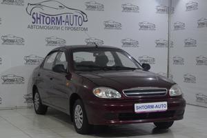 Авто Chevrolet Lanos, 2008 года выпуска, цена 159 000 руб., Москва
