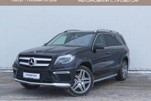 Авто Mercedes-Benz GL-Класс, 2015 года выпуска, цена 4 427 158 руб., Москва