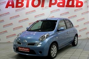 Авто Nissan Micra, 2007 года выпуска, цена 299 000 руб., Москва