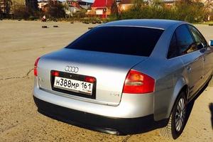 Подержанный автомобиль Audi A6, хорошее состояние, 1999 года выпуска, цена 300 000 руб., Краснодар