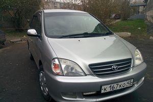 Автомобиль Toyota Nadia, хорошее состояние, 2001 года выпуска, цена 365 000 руб., Курган