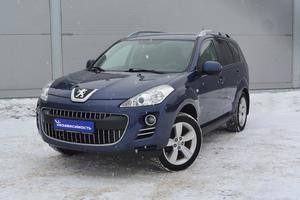 Авто Peugeot 4007, 2008 года выпуска, цена 640 000 руб., Москва