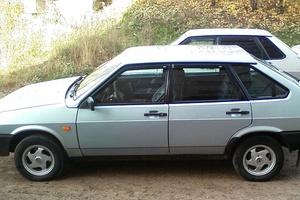 Автомобиль ВАЗ (Lada) 2109, хорошее состояние, 2002 года выпуска, цена 100 000 руб., Нижнекамск