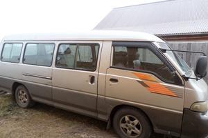 Автомобиль Hyundai Grace, хорошее состояние, 2000 года выпуска, цена 180 000 руб., Иркутск