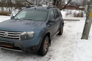 Подержанный автомобиль Renault Duster, хорошее состояние, 2013 года выпуска, цена 570 000 руб., Егорьевск