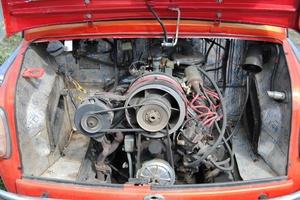 Автомобиль ЗАЗ 965, отличное состояние, 1966 года выпуска, цена 300 000 руб., Саратов