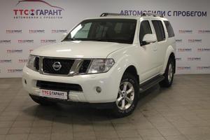 Подержанный автомобиль Nissan Pathfinder, отличное состояние, 2013 года выпуска, цена 1 196 200 руб., Казань