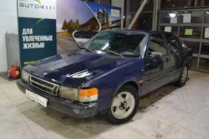 Авто Saab 9000, 1990 года выпуска, цена 55 000 руб., Санкт-Петербург