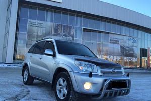 Подержанный автомобиль Toyota RAV4, отличное состояние, 2005 года выпуска, цена 580 000 руб., Челябинск