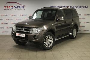 Авто Mitsubishi Pajero, 2013 года выпуска, цена 1 492 850 руб., Казань