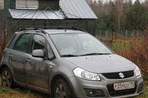 Подержанный автомобиль Suzuki SX4, отличное состояние, 2011 года выпуска, цена 550 000 руб., Королев