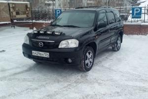 Автомобиль Mazda Tribute, отличное состояние, 2001 года выпуска, цена 350 000 руб., Красноярск
