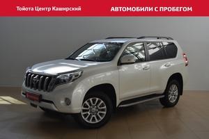 Авто Toyota Land Cruiser Prado, 2016 года выпуска, цена 2 949 000 руб., Москва