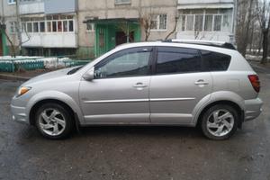 Автомобиль Pontiac Vibe, отличное состояние, 2003 года выпуска, цена 350 000 руб., Ярославль