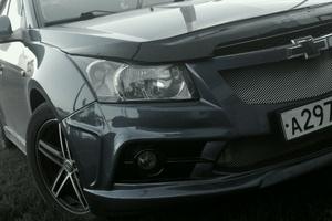 Подержанный автомобиль Chevrolet Cruze, хорошее состояние, 2011 года выпуска, цена 500 000 руб., Серпухов