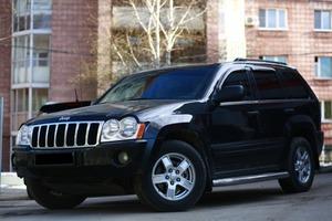 Авто Jeep Grand Cherokee, 2005 года выпуска, цена 800 000 руб., Новосибирск