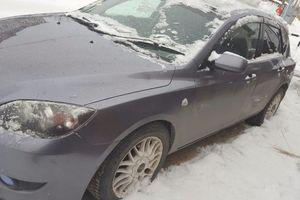 Автомобиль Mazda Axela, хорошее состояние, 2004 года выпуска, цена 235 000 руб., Ноябрьск