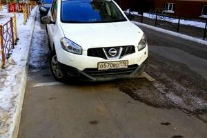Автомобиль Nissan Qashqai+2, хорошее состояние, 2011 года выпуска, цена 490 000 руб., Казань