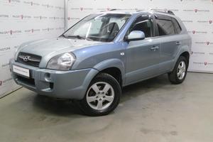 Авто Hyundai Tucson, 2007 года выпуска, цена 482 047 руб., Москва