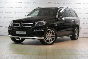 Авто Mercedes-Benz GL-Класс, 2014 года выпуска, цена 5 500 000 руб., Санкт-Петербург