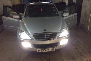 Подержанный автомобиль SsangYong Kyron, отличное состояние, 2013 года выпуска, цена 900 000 руб., Ногинск