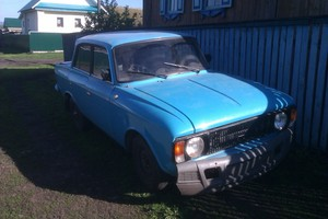 Автомобиль ИЖ 412, хорошее состояние, 1980 года выпуска, цена 19 500 руб., Уфа