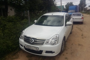 Подержанный автомобиль Nissan Almera, отличное состояние, 2015 года выпуска, цена 520 000 руб., Казань