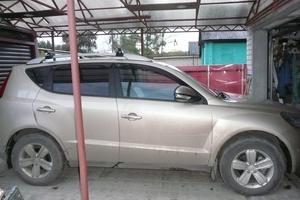Автомобиль Geely GX7, отличное состояние, 2015 года выпуска, цена 670 000 руб., Владимир