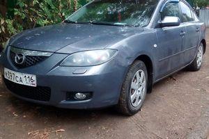 Подержанный автомобиль Mazda 3, отличное состояние, 2008 года выпуска, цена 375 000 руб., Казань
