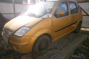 Автомобиль Hafei Brio, среднее состояние, 2006 года выпуска, цена 65 000 руб., Арзамас