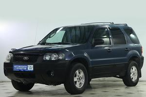 Авто Ford Escape, 2006 года выпуска, цена 399 000 руб., Москва
