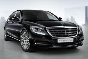Авто Mercedes-Benz S-Класс, 2016 года выпуска, цена 10 828 900 руб., Москва