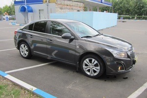 Подержанный автомобиль Chevrolet Cruze, хорошее состояние, 2013 года выпуска, цена 610 000 руб., Московская область