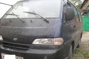 Автомобиль Hyundai Grace, хорошее состояние, 1995 года выпуска, цена 150 000 руб., Таганрог