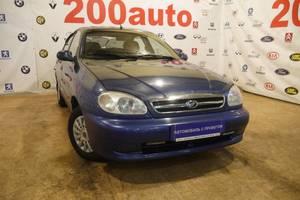 Авто ЗАЗ Sens, 2008 года выпуска, цена 110 000 руб., Москва