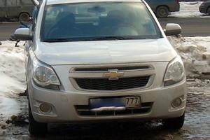 Подержанный автомобиль Chevrolet Cobalt, отличное состояние, 2014 года выпуска, цена 500 000 руб., Химки
