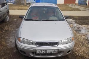 Автомобиль Rover 200 Series, хорошее состояние, 1999 года выпуска, цена 90 000 руб., Москва