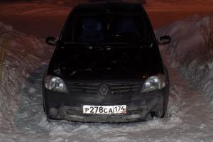 Подержанный автомобиль Renault Logan, отличное состояние, 2010 года выпуска, цена 205 000 руб., Сатка